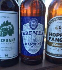 Männerabend #99 – Biere aus Bremen