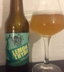 """""""Bier der Woche"""" KW09:Next Level Brewing – Lemon Thyme"""