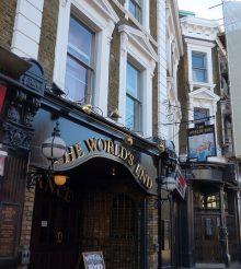 Ein echter Männertrip: Londons beste Pubs